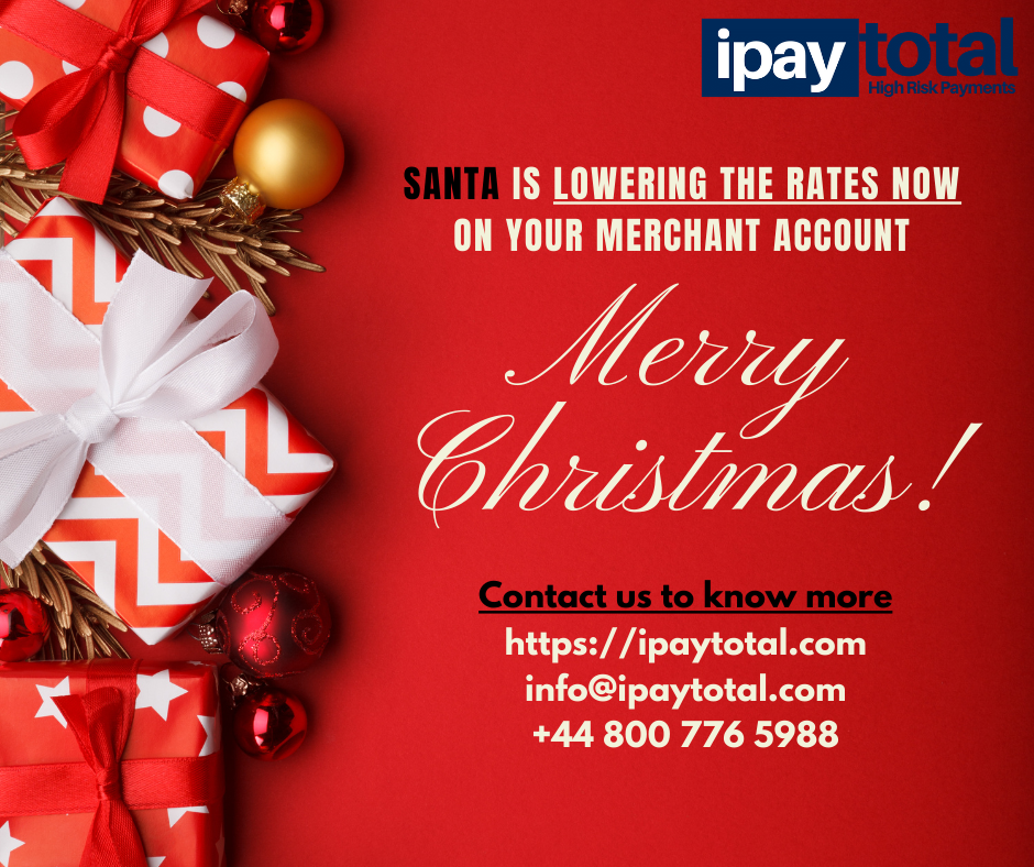 iPayTotal holiday email display ad